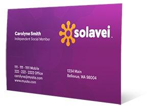 Solavei Business Card Printing