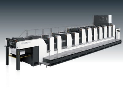 AlphaGraphics Seattle Installs Komori Lithrone SX29 Press