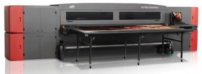 AlphaGraphics Seattle purchases a super-wide EFI Vutek GS3250LX printer