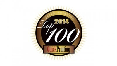 Top 100 2014 Quick Printing