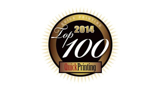 Quick Printing 2014 Top 100