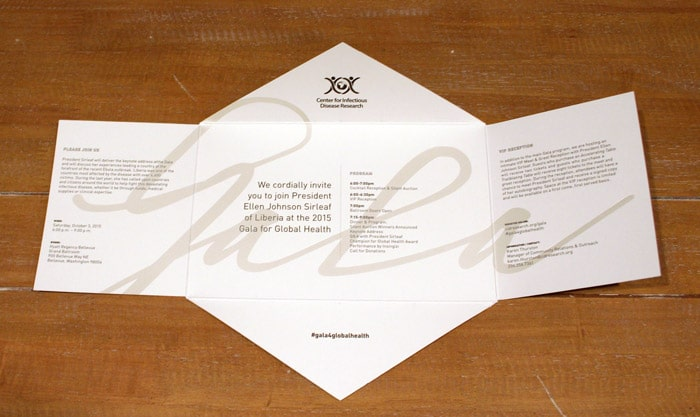 Case Study Beautiful Invitation Package Printing