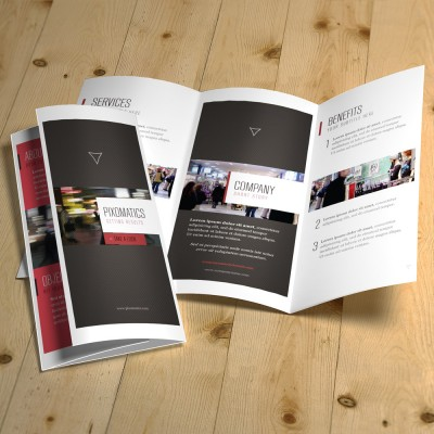 Brochure Printing Examples