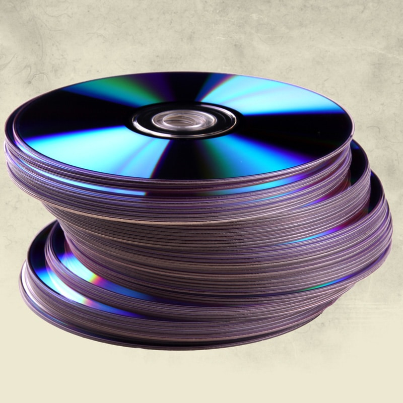CD and DVD Duplication (DVD Replication)
