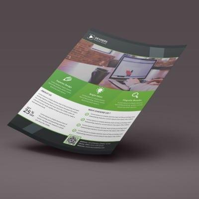 Flyer Printing - Custom Flyers
