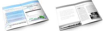 Brochure Printing Styles