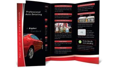 Custom Brochure Styles