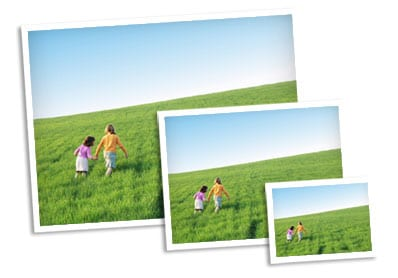 Sample Photo Prints