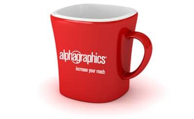AlphaGraphics Mug