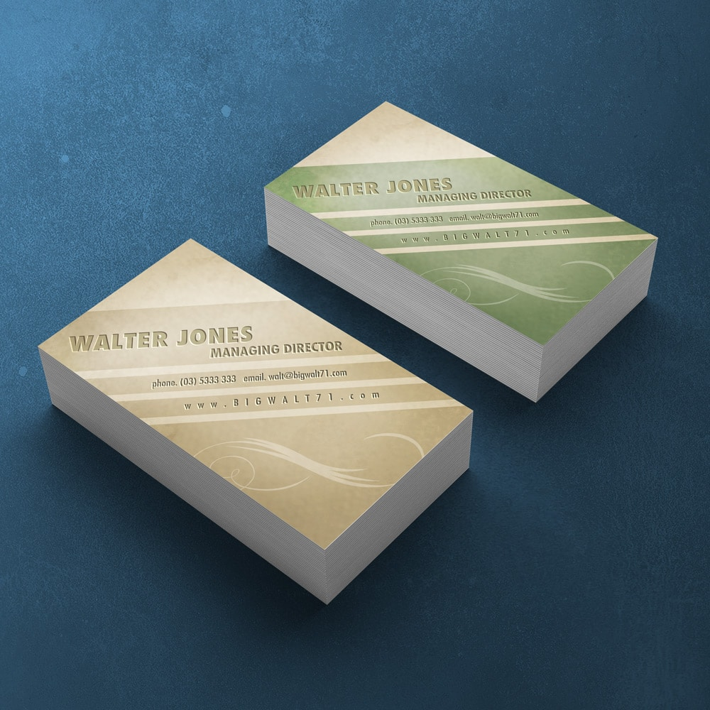 Business Card Printing Seattle, WA: Custom Business Cards, Business ...