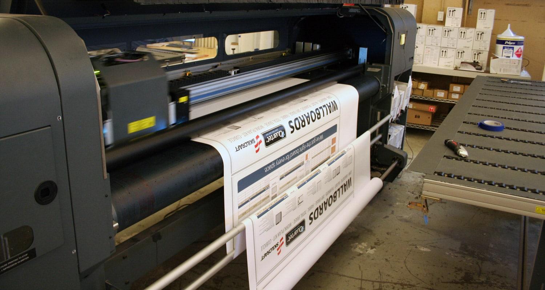 Large Format Printing Seattle Wide Format Printing Vinyl