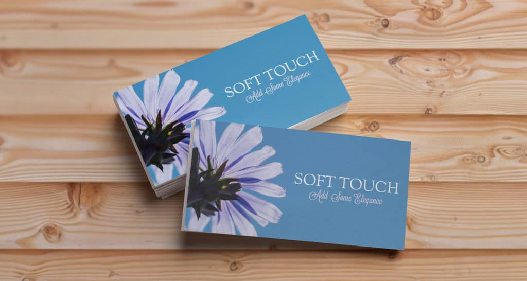 Add Some Elegance with Soft Touch coating