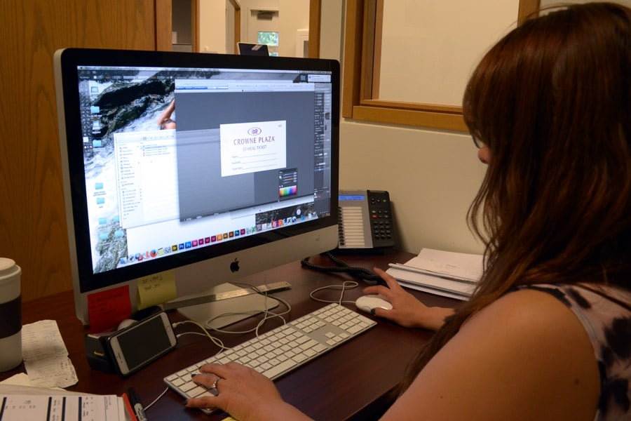 Custom Graphic Design Services at AlphaGraphics Seattle