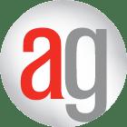 AlphaGraphics Logo (Globe)