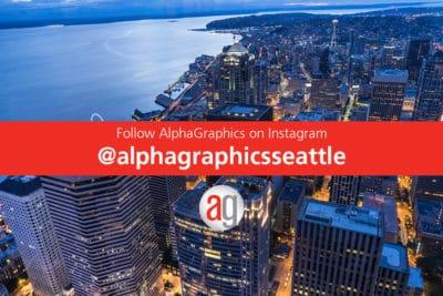 alphagraphics seattle instagram