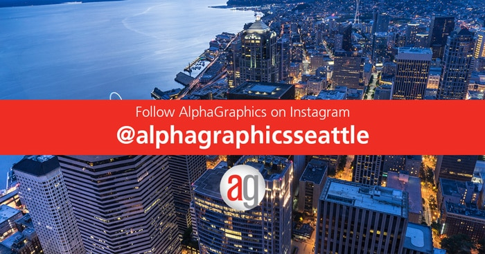 alphagraphics seattle instagram