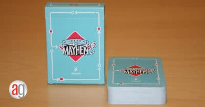 Playing Card Game Printing Project — Milestone Mayhem
