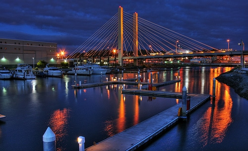 Downtown Tacoma Waterfront Restaurants