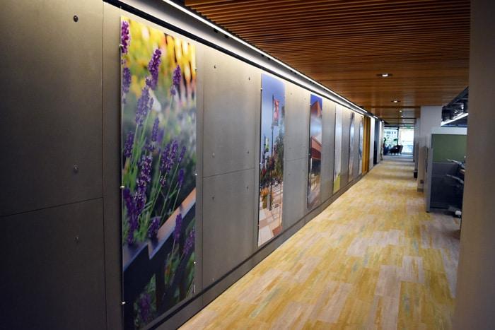 Gatorfoam Wall Graphic Panels For Kpg Interdisciplinary Design