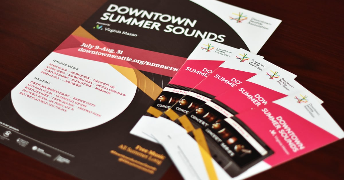 downtown seattle association downtown summer sounds
