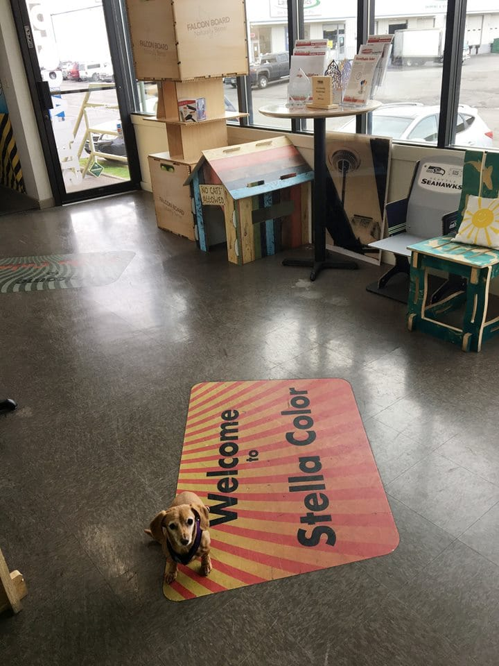 floor graphic printing seattle